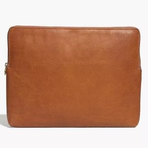 Madewell The Laptop Case NWT